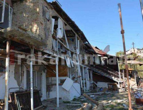 Ադրբեջանը հրետակոծել է Արցախի Կարմիր Շուկա, Թաղավարդ, Գիշի, Սպիտակաշեն ու Ավետարանոց գյուղերը