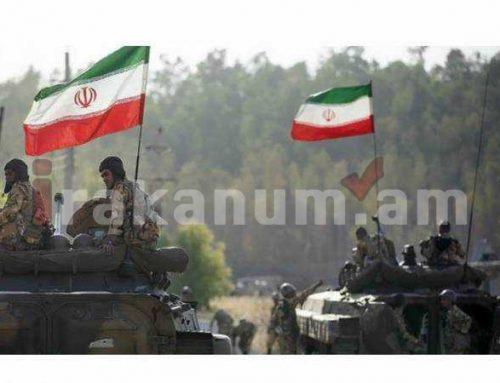Իրանական աղբյուրները տեսանյութեր են հրապարակել Իրանի հյուսիսում զորքի և զինտեխնիկայի տեղակայման մասին