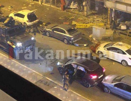 Թուրքիայի Իսկենդերուն քաղաքում պայթյուն է որոտացել. հետապնդվող ահաբեկիչներից մեկը զոհվել է