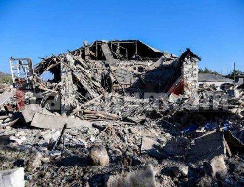 Ադրբեջանի ագրեսիայի հետևանքով քաղաքացիական անձանց շրջանում սպանվել է ընդհանուր 39 բնակիչ.Արցախի ՄԻՊ
