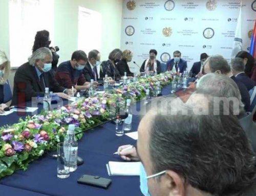 ՀՀ ՄԻՊ-ը Ֆրանսիայի պատգամավորներին է ներկայացրել ադրբեջանական դաժանությունները կոնկրետ օրինակներով