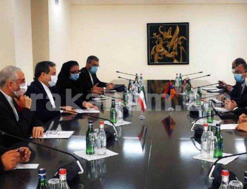 Երևանում կայացել են քաղաքական խորհրդակցություններ ՀՀ և Իրանի ԱԳ նախարարությունների միջև