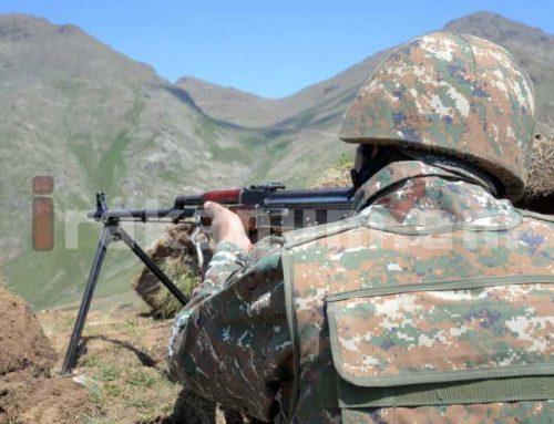 Հայկական կողմը պահում է հրադադարի պահպանման պայմանավորվածությունը. ՊՆ-ն հերքում է Ադրբեջանի պնդումը