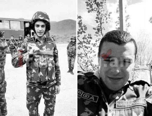 Հավերժի ճամփորդը․․․զոհված 29-ամյա պայմանագրային զինծառայողին փնտրում էին ողջերի մեջ