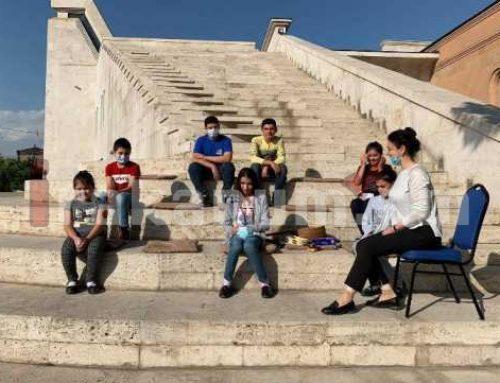 Պատերազմական իրավիճակում երեխաներին աջակցելու նպատակով կիրականացվի մանկավարժների վերապատրաստման դասընթաց