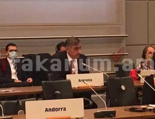 Արցախը երբևէ և որևէ կարգավիճակով չի կարող Ադրբեջանի մաս լինել, և Արցախի անկախության ճանաչումն անհրաժեշտություն է. ԵԱՀԿ ՀՀ մշտական ներկայացուցիչ