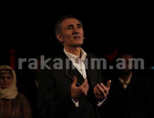 Այսօր Գյումրու դրամատիկական թատրոնում կայացավ «Վերելք» ներկայացումը. հաջորդ կանգառը Երեւանն է