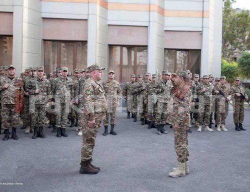 ՀՀ քննչական կոմիտեի ծառայողներից զինվորագրվել է 180 կամավորական