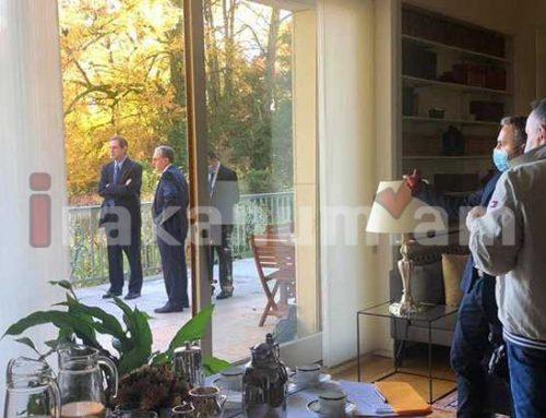 Ժնևում մեկնարկեց ՀՀ ԱԳ նախարար Զոհրաբ Մնացականյանի հանդիպումը Ադրբեջանի ԱԳ նախարար Ջեյհուն Բայրամովի հետ