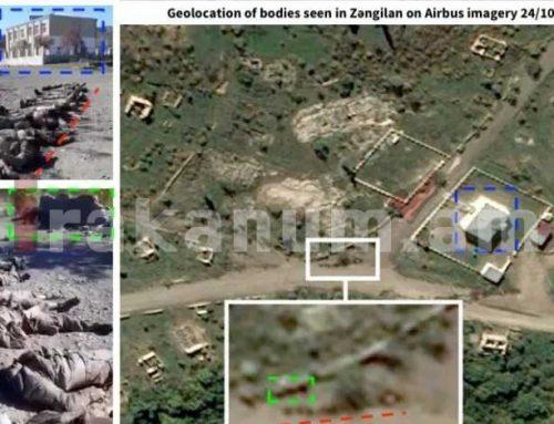 Ավստրալացի լրագրողը պարզել է՝ որտեղ է նկարահանվել ադրբեջանական կողմի՝ հայ զինծառայողների դիերը ցուցադրող տեսանյութը