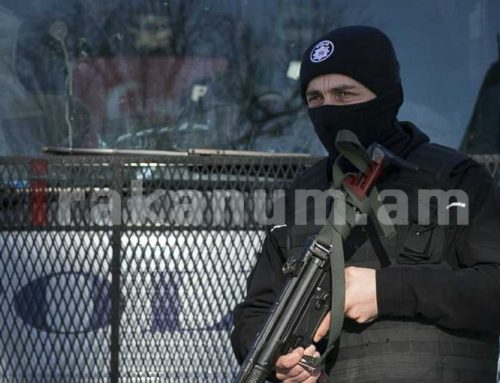 Թուրքիայի Իսկենդերուն քաղաքում վնասազերծել են 2 ահաբեկիչների, որոնցից մեկի ձերբակալման ժամանակ պայթյուն էր որոտացել