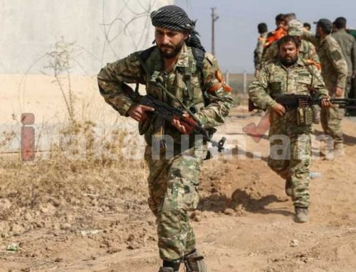 ԼՂ-ում զոհվել է Թուրքիայի հովանավորյալ «Ալ Համզա» դիվիզիայի հրամանատարը և ևս 18 վարձկան․ SOHR