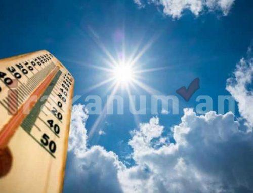 ՀՀ տարածքում ջերմաստիճանն աստիճանաբար կբարձրանա 3-5 աստիճանով․ առաջիկա 5 օրվա եղանակի կանխատեսում