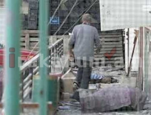 Րոպեներ առաջ հրթիռակոծվեց Ստեփանակերտը, թիրախակետում քաղաքացիական ենթակառուցվածքներն են