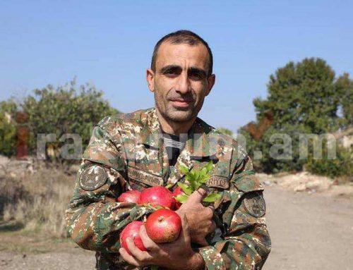Հայոց պետականության պաշտպանները. նոր լուսանկարներ առաջնագծից