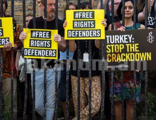 Թուրքիայում քաղաքական գործիչները, իրավաբանները և ակտիվիստները զանգվածային ձերբակալությունների նոր ալիքի զոհ են դառնում․ Amnesty International
