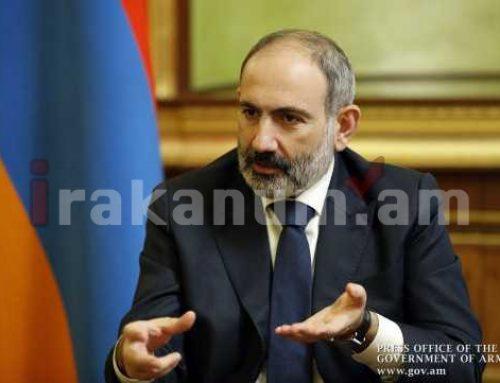 Քանի դեռ Ադրբեջանի դիրքորոշումը չփոխվի, ռեալ չէ խոսել դիվանագիտական լուծման մասին. ՀՀ վարչապետ
