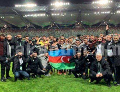 UEFA-ն ադրբեջանական ակումբին պատժել է ռազմական ողջույնի համար