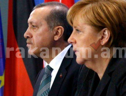 Գերմանիան մերժել է Թուրքիային ռազմական տեխնիկայի վաճառքը դադարեցնելու վերաբերյալ Հունաստանի խնդրանքը