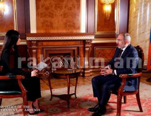 Փաշինյանը Al Arabiya-ին տված հարցազրույցում անդրադարձել է Թուրքիայից Բաքու ռազմական տեխնիկայի և վարձկանների փոխադրման վերաբերյալ Հայաստանի ապացույցներին