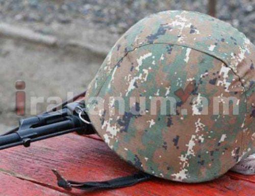 Ադրբեջանական ագրեսիան հետ մղելու ընթացքում զոհված զինծառայողները