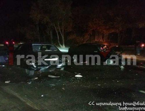 Ավտովթար՝ Երևան-Սևան ավտոճանապարհին. տուժածը հոսպիտալացվել է