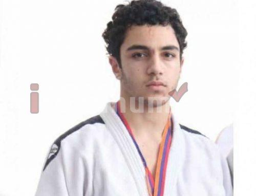 Արցախում քաջաբար զոհվել է Հայաստանի երիտասարդների հավաքականի ձյուդոիստ Գոռ Սարգսյանը