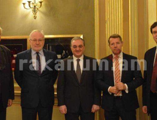Հայաստանի և Ադրբեջանի արտգործնախարարները կմեկնեն Ժնև