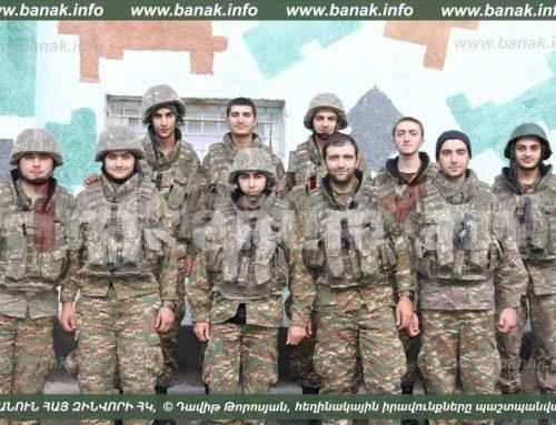 «Եղնիկներ» լեգենդար զորամասում լեգենդար հրամանատարն ու զինվորները արժանի հակահարված են տվել թուրք–ադրբեջանական խուժանին