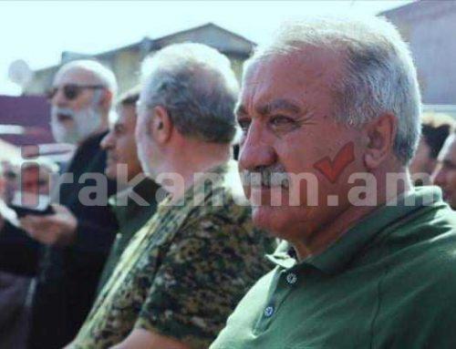 Մաղթենք, որ հրամանատարը շուտ քայլի. Թագուհի Թովմասյան