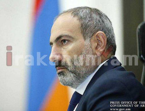 Էրդողանը զինում է ադրբեջանցիներին, քանի որ ևս մեկ ցեղասպանություն է ցանկանում. վարչապետ
