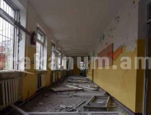 Ավերվել են 18 դպրոց, 6 մանկապարտեզ, չորս մշակութային օջախ. կան զոհված ուսանողներ