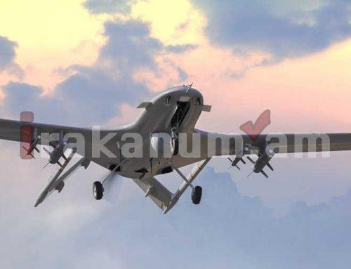 Թուրքական Bayraktar TB2 անօդաչու թռչող սարքը հետախուզական թռիչք է իրականացնում հայ-թուրքական սահմանի մոտ` Գյումրու օդանավակայանից մոտ 25 կմ հեռավորության վրա. Razm.info