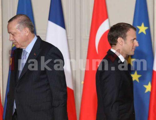 Բոլոր տարածաշրջաններում, որտեղ ներգրավվում է Թուրքիան, Ֆրանսիան հստակ բնորոշում է իր դիրքորոշումը, որը հակասում է թուրքական շահերին. Независимая Газета