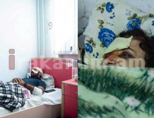 Շոշ գյուղի հրթիռակոծության հետևանքով վիրավորվել են 36-ամյա Սողոմոն Մելքումյանը և 70-ամյա Էլմիրա Թորոսյանը․ Տեղեկատվական շտաբ