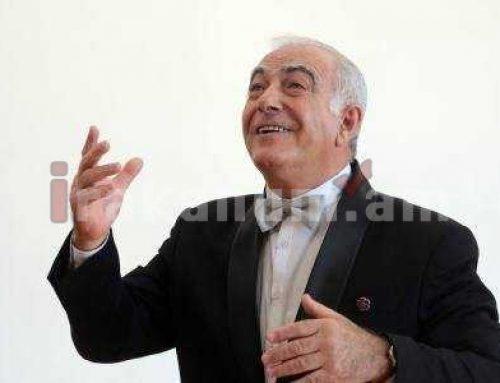 Կորոնավիրուսից 69 տարեկանում մահացել է հայտնի դիրիժոր Հարություն Թոփիկյանը