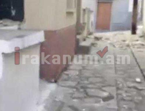 Հունաստանում երկրաշարժը հանգեցրել է ավերածությունների Սամոս կղզում. փլվել է Սուրբ Աստվածամոր տաճարի գմբեթը