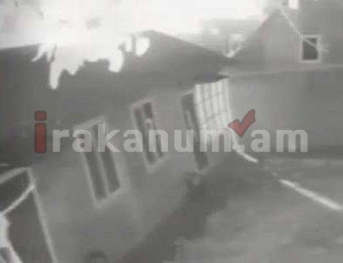 Տեսախցիկը ֆիքսել է Ստեփանակերտի հրթիտակոծությունը. տեղեկատվական կենտրոնը տեսանյութ է հրապարակել