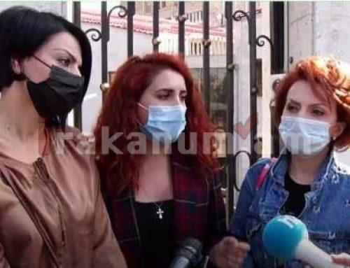 Արցախցի կանայք հանդիպեցին ՀՀ-ում ԵՄ դեսպանի հետ. նրան նամակ հանձնեցին