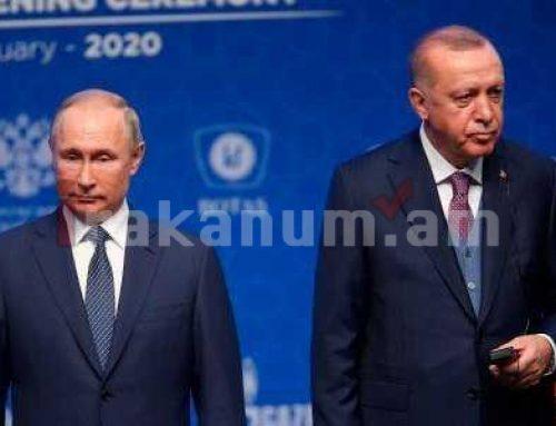 Պեսկով. Պուտինը եւ Էրդողանը ղարաբաղյան կարգավորման գործընթացում Թուրքիայի հնարավոր մասնակցության հարցը չեն քննարկել