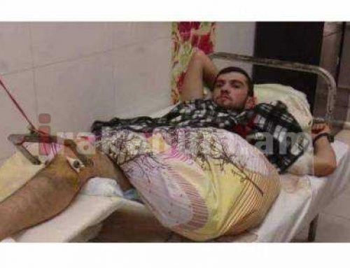 Ադրբեջանցի ռազմագերին արդեն 10 օր է Արցախում հիվանդանոցում է, նա վիրահատվել է. հայտնի է անունը