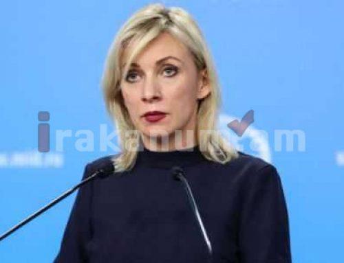 Զախարովա. Ռուսաստանին ուղղված Հայաստանի դիմումի հետ կապված մանրամասները լրացուցիչ կքննարկվեն
