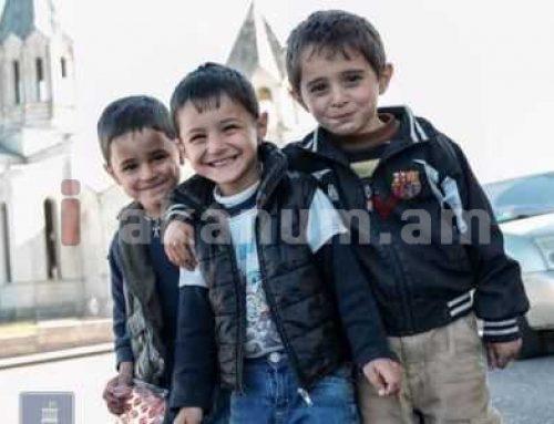 Նրանք այն երեխաներից են, որոնք Ադրբեջանի հարվածների ժամանակ Ղազանչեցոցի ապաստարանում էին. Արցախի ՄԻՊ