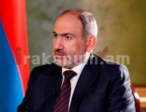 Ղարաբաղ Ադրբեջանի հսկողության տակ նշանակում է Ղարաբաղն առանց հայերի, ինչը ցեղասպանություն է. Փաշինյանը՝ Al Arabiya-ին