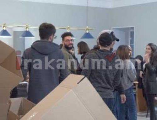 Ռուսաստանում շարունակում են օգնություն հավաքել Արցախի բնակիչների համար