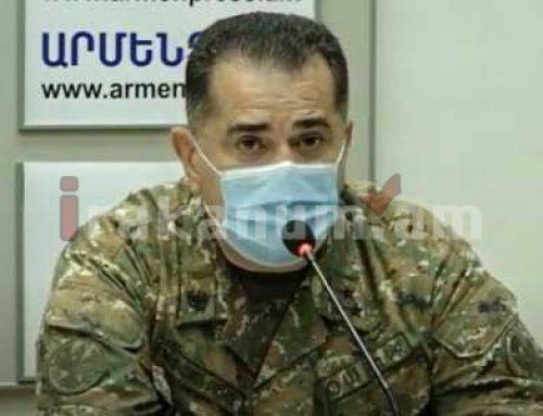 Արցախի Պաշտպանության բանակը խոցել է հերթական ադրբեջանական SU 25 ինքնաթիռը