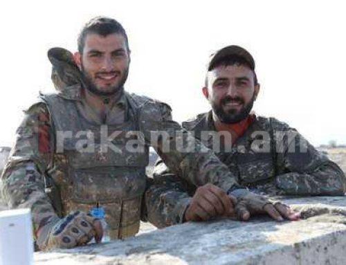 Հայոց պետականության պաշտպանները (լուսանկարներ)