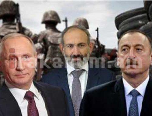 «Ժողովուրդ». Նոր պլան կլինի. Պուտինը երկու անգամ խոսեց Փաշինյանի հետ, իսկ Թուրքիայի եւ Ադրբեջանի ղեկավարների հետ՝ ոչ