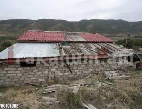 Այս պահին թշնամին հրետանի է կիրառում Մարտունու եւ հարակից գյուղերի ուղղությամբ․ Արցախի ԱԻՊԾ