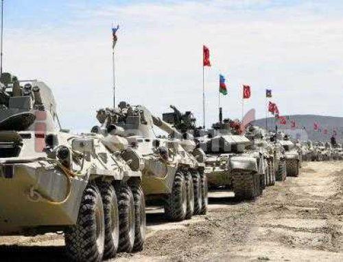 Միայն սեպտեմբերին Ադրբեջանի՝ Թուրքիայից գնած զենքը կազմել է տարվա գնումների 65 տոկոսը